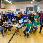 Project MFG at Sierra College with teams & partners