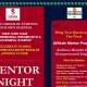 Sierra College mentor night flyer