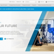 Autodesk Design Your Future graphic